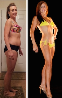 Venus Factor Results seen are not typical. As with any weight loss program individual results can vary greatly