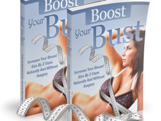 Boost Your Bust Book