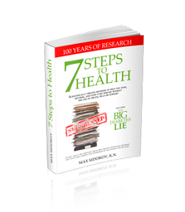 7 Steps To Health PDF And The Diabetes Lie Book