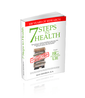 7 Steps To Health And The Diabetes Lie