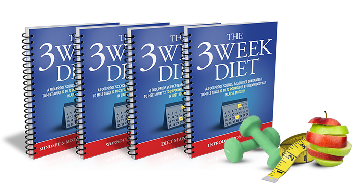 3 Week Diet Plan PDF