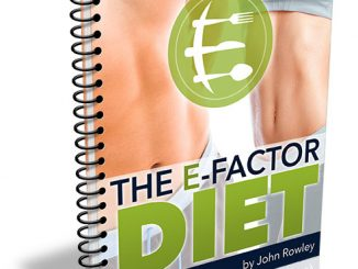 E Factor Diet Book