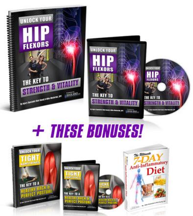 Unlock Your Hip Flexors PDF
