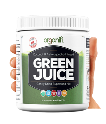 Organifi Green Juice - Supplement