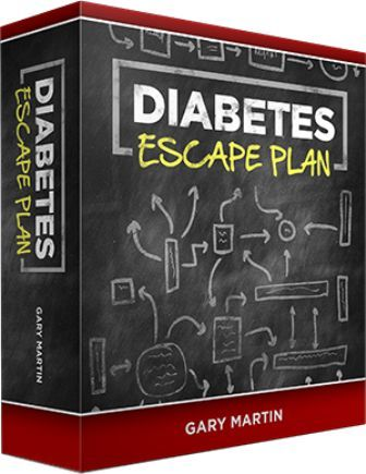 Diabetes Escape Plan Book