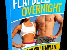 Flat Belly Overnight Book