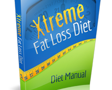 Xtreme Fat Loss Diet Book