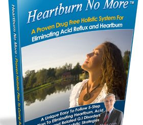 Heartburn No More Book
