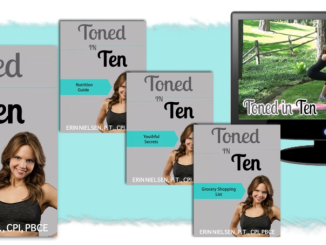 Toned In Ten PDF
