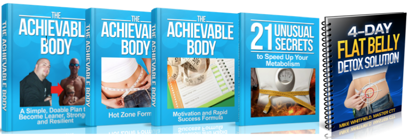 The Achievable body blueprint