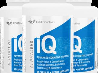 Alpha Levo IQ bottles