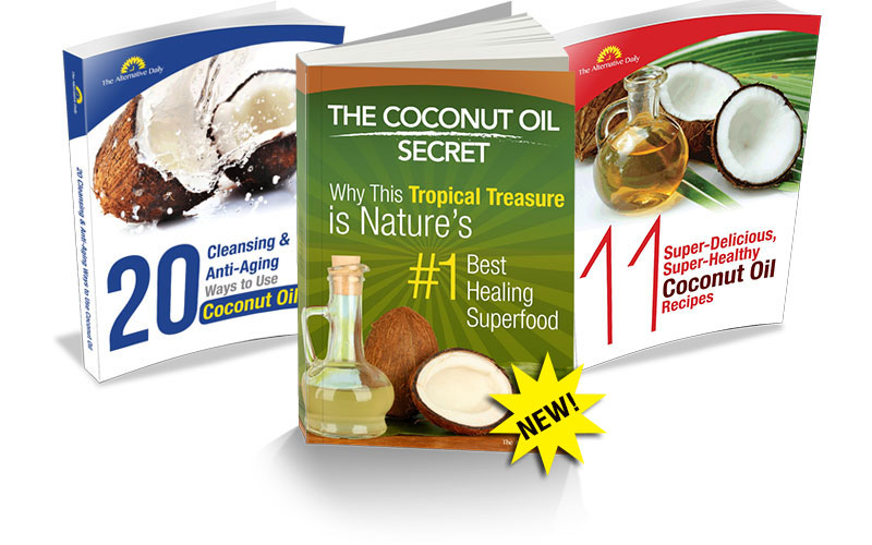 Coconut Oil Secret Nature's 1 Best Healing Superfood