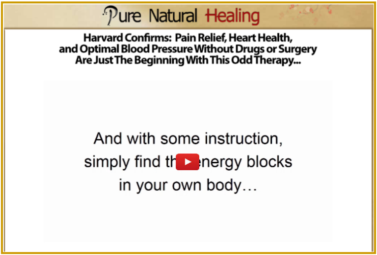 Pure Natural Healing Video