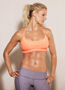 Bodyweight Burn fitwoman