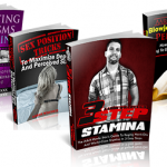 Aaron Wilcoxx's 3 Step Stamina Review – Discover How Adult Movie Stars Crush Erectile Dysfunction And Premature Ejaculation Without Dangerous Drugs